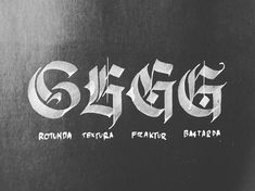 """Jake Rainis's Instagram post: """"Forgot to post this roundup of G styles last week. H's this week! #52letters • • #Art #artist #artwork #instaart #calligraphy…"""" Gothic Lettering, Tattoo Lettering Fonts, Types Of Lettering, Hand Lettering, Calligraphy Handwriting, Calligraphy Letters, Abc Font, Caligraphy Alphabet, G Tattoo"""