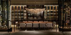 La Cava at the Rosewood Hotel in Abu Dhabi, UAE