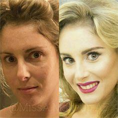 #befofeandafter #eyebrows #transformation #makeupartist #powerofmakeup #makeup #makeover #simplemakeup #softmakeup