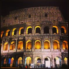 As many times as I have traveled to Italy I have yet to visit the historic sites of Rome. Im hoping summer 2015!