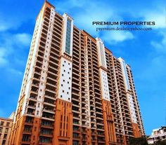 Higher floor 3 BHK for sale at Tribeca, Hiranandani Estate, Ghodbunder Road, Thane (w)