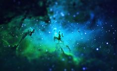 Beautiful Space-Themed Tilt-Shift Photography - UltraLinx