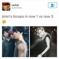 Jimin don't lose weight!!