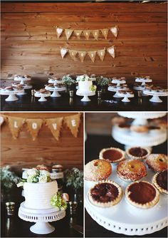 Soft Southern Vintage Wedding photographed by Vine and light at Cross Creek ranch Chic Wedding, Wedding Details, Rustic Wedding, Love Is Sweet, Sweet 16, Wedding Inspiration, Wedding Ideas, Dessert Tables, Thanksgiving Decorations