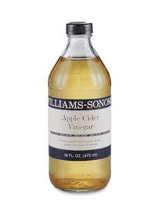 Apple Cider Vinegar #williamssonoma