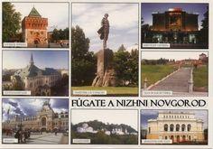 Nizhnni Novgorod, Rusia