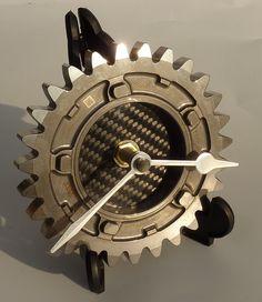 Clock from F1 gear