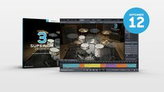 Love the look of the new Superior Drummer 3 - Can't wait to take it for a full test drive! @toontrack https://www.youtube.com/watch?time_continue=2&v=TYN8G_f3RdE