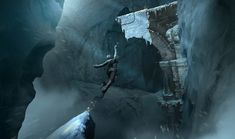 Voici de sublime concept art de Rise of the Tomb Raider !