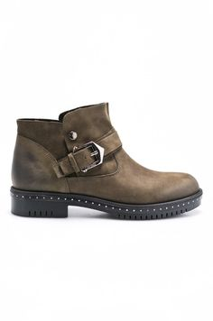 7b735dbb15c Agl Attilio Giusti Leombruni Women 30mm Leather   Shearling Hiking ...