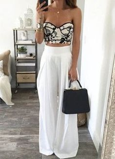 Wish tops like this fit my bra size fashion yaz giyim, moda, Komplette Outfits, Spring Outfits, Casual Outfits, Fashion Outfits, Womens Fashion, Fashion Trends, Women's Casual, Vacation Outfits, Vegas Outfits