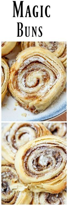 If a pie crust, and a cinnamon roll had a baby it would be these tasty bad boys!