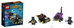 ToyzMag.com » LEGO Mighty Micros les mini Super-Héros Marvel et DC c'est pour Mars