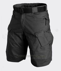 UTP® (Urban #Tactical Shorts ™) Shorts - Ripstop - Black