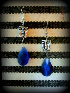 The Blues by ThriftshopFunky on Etsy, $12.00