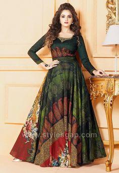 d6b585589f5 Umbrella Cut Dress Designs   Frocks Styles 2018-19 Collection