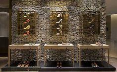 And this my friends is design . Luiza Barcelos shoe store by Pedro Lazaro, Belo Horizonte – Brazil Shoe Store Design, Shoe Shop, Shoe Stores, Shop Interior Design, Retail Design, Visual Merchandising, Layout, Design Blog, Shop Window Displays