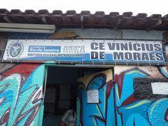Dra. Lissandra Araujo : Palestra na Escola Estadual Vinícius de Moraes em Duque de Caxias
