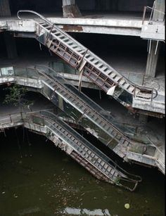 Abandoned Escalators in Bangkok via Twitter @AbandonedPics