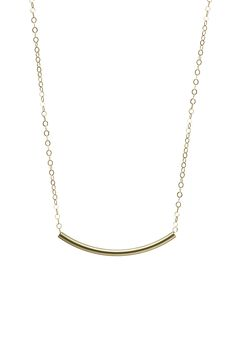 MoMuse gold filled tube necklace from our SS16 collection. Simple & elegant pendants. Designed & made in Dublin, Ireland. #momuse #momusejewellery #dublin #boutique #jewellery #jewelry #pendants #gold #beautiful #simple #delicate #accessories #fashion #style #feminine