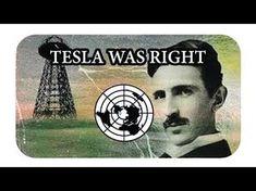 Man Solves Tesla's Secret To Amplifying Power By Nearly 5000% - YouTube Nikola Tesla, Tesla S, Tesla Power, Energy Technology, Science And Technology, Mafia, Tesla Patents, Tesla Quotes, Tesla Coil