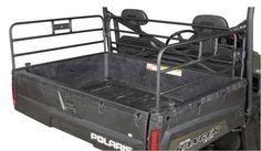 Hornet Full Size Bed Rails For Polaris Ranger 570 700 800 900 Silver Utv Accessories, Atv Attachments, Polaris Ranger, Bed Rails, Atv Parts, Hornet, Buy Cheap, Size 10, Vehicle