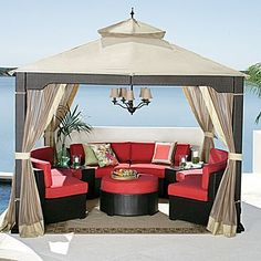 Palma Outdoor Furniture - jcpenney# outdoorfurniture#outside canopy