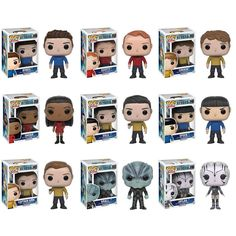 Star Trek Beyond Pop Vinyl