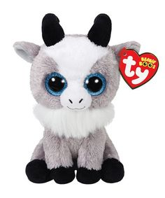 fc5460a7649 Loving this Gabby Goat Beanie Boo Plush Toy on  zulily!  zulilyfinds Ty  Beanie