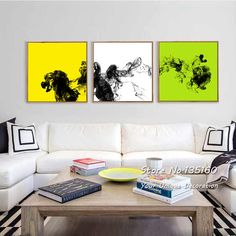 Painting & Calligraphy  Modern Home Decor Art Picture Prints Black Undercurrent Decorative Paintings Nordic Style Paints Boards To Room 3 Panel No Frame,High Quality board asus,China decorative cutting board Suppliers, Cheap board electronic from Your Unique Decoration on Aliexpress.com