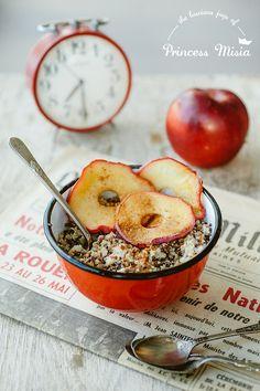 Apple Quinoa Porridge