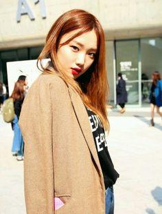 kfashion, korean, and model image Ulzzang Fashion, Asian Fashion, Look Fashion, Lee Sung Kyung Fashion, Asian Woman, Asian Girl, Weightlifting Fairy Kim Bok Joo, Korean Actresses, Korean Celebrities