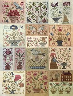 Cross Stitch House, Cross Stitch Pillow, Cross Stitch Books, Cute Cross Stitch, Cross Stitch Samplers, Cross Stitch Kits, Cross Stitch Charts, Cross Stitching, Cross Stitch Sampler Patterns