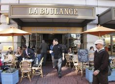 La Boulange Bakery: Restaurant