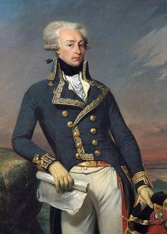 Marqués de La Fayette - Wikipedia, la enciclopedia libre