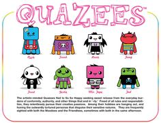 SO SO Happy - Ozzie & Fang are Quazees