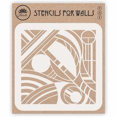 Abstract Art Stencil Sugar Skull Stencil, Bat Stencil, Fairy Stencil, Elephant Stencil, Arrow Stencil, Feather Stencil, Horse Stencil, Butterfly Stencil, Wallpaper Stencil