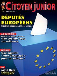Dossier : une société sous surveillance et divers articles :  l'exécution des Templiers ;  l 'élection des députés européens et le décryptage d'une visite à l'hôpital.