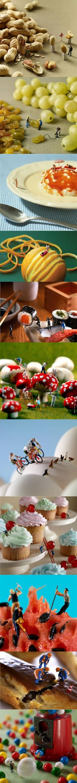 Miniam Food Creative By Pierre Javelle and Akiko Ida