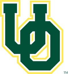 Oregon Ducks Logo 1994-1998