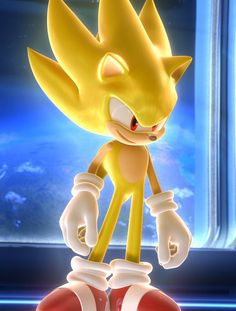 Super Sonic - Sonic News Network - Wikia