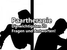 Alle wichtigen Fragen zur Paartherapie / Eheberatung / Paarberatung auf einen Blick beantwortet. Wer kann eine Paartherapie machen und was sollte man vorher wissen? Wann hilft sie und wie?