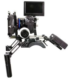 Great DSLR rigs for canon 5D and canon 7D