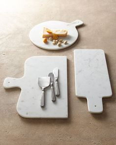 Antiqued-Silver Cheese Servers & Marble Cheese Boards by Park Hill Collections. Same as the ones offered by Horchow right here in Niceville.