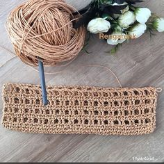 Marvelous Crochet A Shell Stitch Purse Bag Ideas. Wonderful Crochet A Shell Stitch Purse Bag Ideas. Crochet Shell Stitch, Crochet Tote, Crochet Handbags, Crochet Purses, Filet Crochet, Crochet Stitches, Knit Crochet, Crochet Patterns, Creation Couture