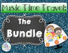 *Get ready to travel back in time to discover the Who, What, When, Where, and Cool of music history!  *This product can be used as a stand-alone product to help your students explore music history, or you can use it as a refreshing alternative to doing a Composer of the Month.  *Please note that this product is made to be general overview of each music time period, not comprehensive units.  *Great addition to social studies units!*Safeshare TV Links Included*Use as a bulletin board or play…