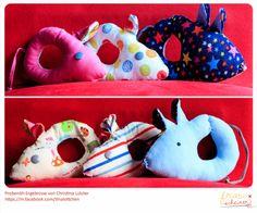 Ebook Babyrassel Maus, Naehanleitung Schnittmuster, Baby Greifling nähe, Babyausstattung selbermachen