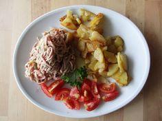 Wurstsalat mit Bratkartoffeln 23. August 2015