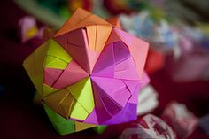 Origami at the Japanese Festival