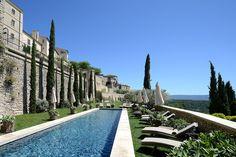 La Bastide de Gordes hôtel sud de la France Provence Vogue